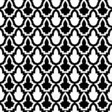 在伊斯兰教的样式的无缝的几何样式。 库存图片