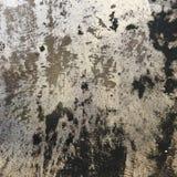 在伟大和黑的困厄的脏的墙壁水泥 图库摄影