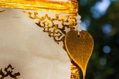 在传统北装饰纸旗子的网眼图案艺术 库存照片