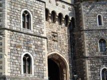 在伦敦英国附近的温莎城堡 库存照片