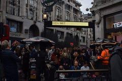 在伦敦 免版税图库摄影