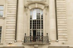 巴黎在伦敦 免版税库存图片