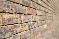 在伦敦ancien墙壁和废墟的抽象纹理 免版税库存图片