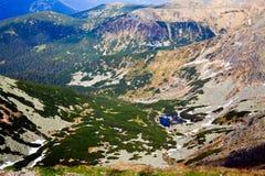 在低Tatras 免版税库存图片