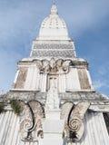 在佛教寺庙的遗物 免版税图库摄影