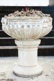 在佛教寺庙的香火棍子 库存图片