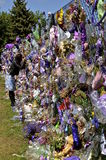 在佩兹利公园附近被请愿的王子 库存图片