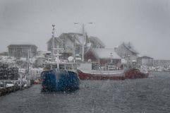 在佩吉` s小海湾的风暴 库存图片