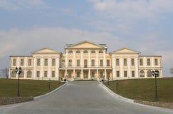 在俄语附近的庄园莫斯科 免版税库存图片