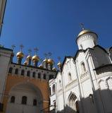 在克里姆林宫里面,莫斯科,俄国联邦城市,俄罗斯联邦,俄罗斯 图库摄影
