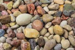在关闭的花岗岩 免版税库存照片