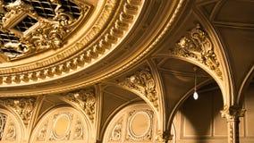 在内部的新生 建筑学的元素 免版税库存照片