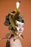 在创造性的图象的亚洲设计 免版税库存照片
