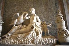 在别墅Borghese罗马意大利的Borghese汇集 库存照片
