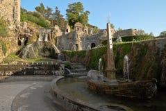 在别墅d'Este的Rometta 免版税图库摄影