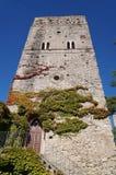 在别墅Rufolo的美丽的大厦 免版税库存图片
