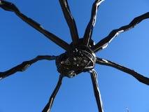 在加拿大的国家肖像馆的前面蜘蛛`妈妈`在渥太华 图库摄影