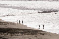 在加那利群岛的假日 图库摄影