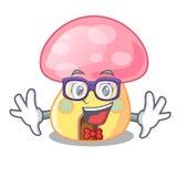 在动画片的怪杰神仙的议院蘑菇 皇族释放例证