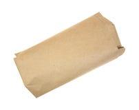 在包装纸包裹的屠宰肉 库存图片