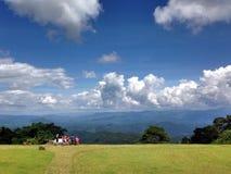 在北的地平线泰国 库存图片