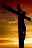 在十字架上钉死耶稣