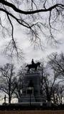 在华盛顿特区的雕象 库存图片