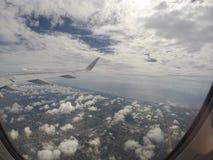 在南海滩迈阿密FL上 免版税库存照片