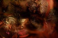 在古色古香的颜色的抽象背景 库存照片