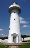在台湾的灯塔 免版税库存图片