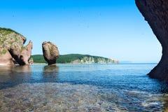 在名为Dubovay的海湾的休息 库存图片