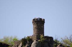 在哈伯德公园的城堡克雷格 库存照片