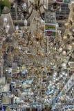 在商店和灯陈列的色泽待售 库存照片