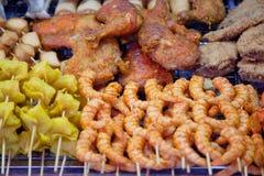 传统泰国食物 库存图片