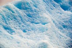 在圣拉斐尔盐水湖的冰山,巴塔哥尼亚,智利 库存图片