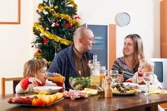 在圣诞节的系列 免版税库存图片