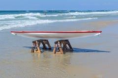 在地中海海岸 免版税库存照片