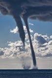 在地中海的龙卷风 免版税图库摄影