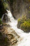在坏Gastein的瀑布 库存照片