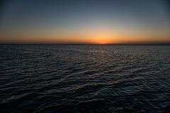 在基拉戈佛罗里达附近的渔夫 免版税库存照片