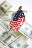 全国财务概念 免版税图库摄影