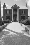 在堡垒Chiswell -威斯县, VA的豪宅 库存图片