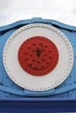 在塔桥梁的大梁详细资料。 伦敦。 英国 免版税图库摄影