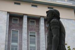 在塞萨罗尼基市的Philipe 2在希腊 免版税库存图片
