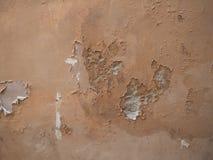在墙壁上的潮湿的湿气 免版税图库摄影