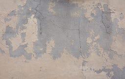 在墙壁上的潮湿的湿气 图库摄影