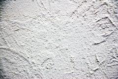 在墙壁上的灰色油漆 库存图片