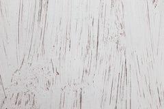 在墙壁上的白色绘画的技巧 库存图片
