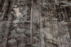 在墙壁上的老膏药 具体grunge纹理 免版税库存图片
