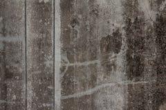 在墙壁上的老膏药 具体grunge纹理 图库摄影